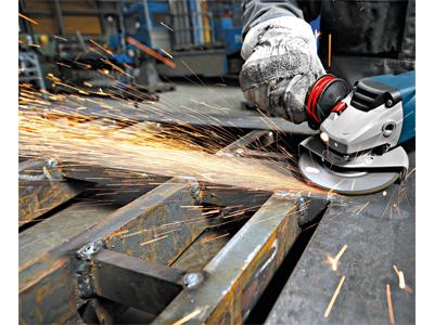 1775e 5 in tuck pointer grinder bosch power tools - Como pulir el marmol ...