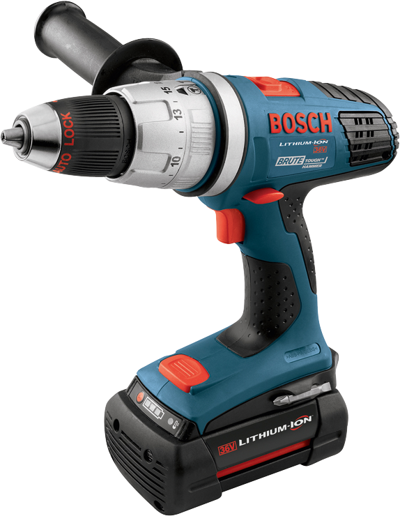 18636-02 1/2 In. 36 V Brute Tough™ Hammer Drill/Driver