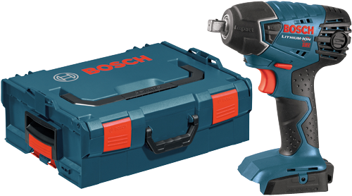 24618BL 1/2 In. 18 V Impact Wrench Bare Tool with L-Boxx 2