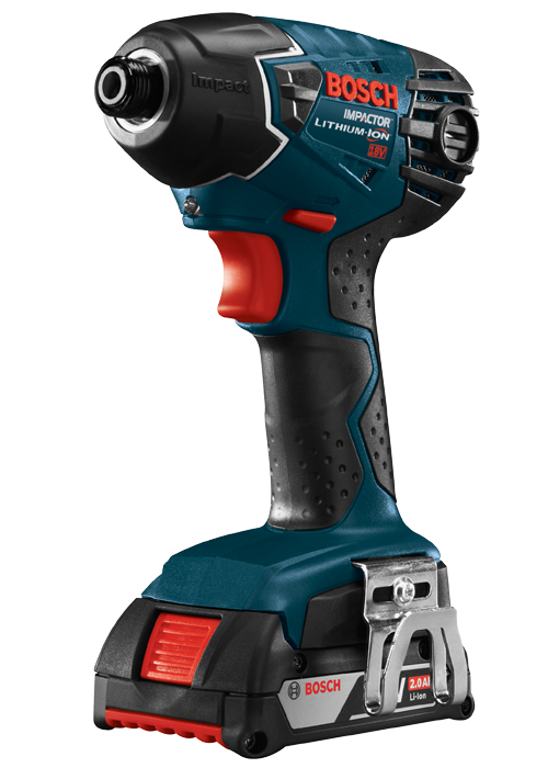 25618 Overview 18V 1/4 In. Hex Impact Driver