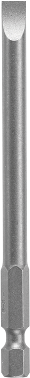 27483 3-1/2 In. 6-8 Slotted Power Bit (Bulk)
