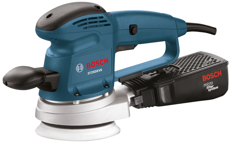 3725DEVSN 5 In. Random Orbit Sander/Polisher