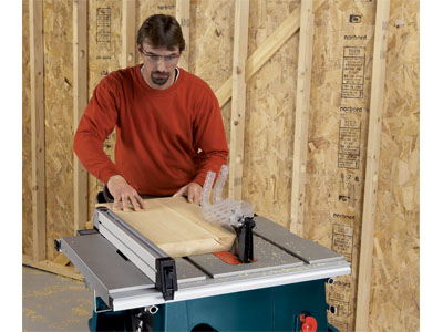 4100 10 10 In Worksite Table Saw With Gravity Rise