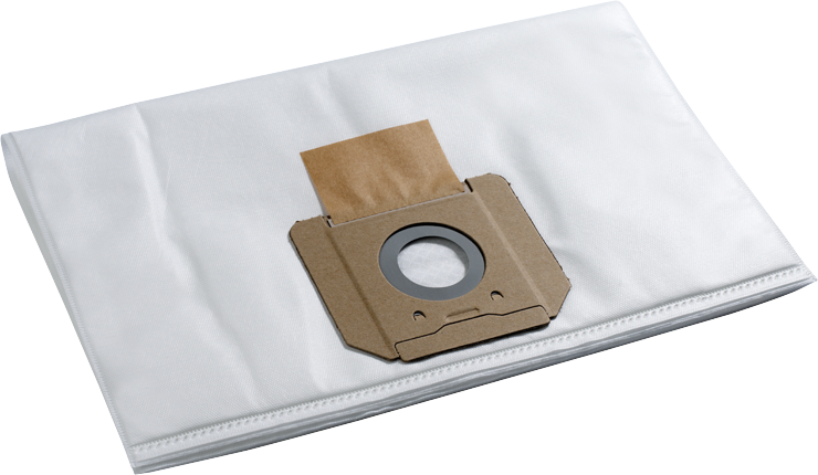 VB140F Fleece Dust Bag for 14-Gallon Dust Extractors (5 Pack)