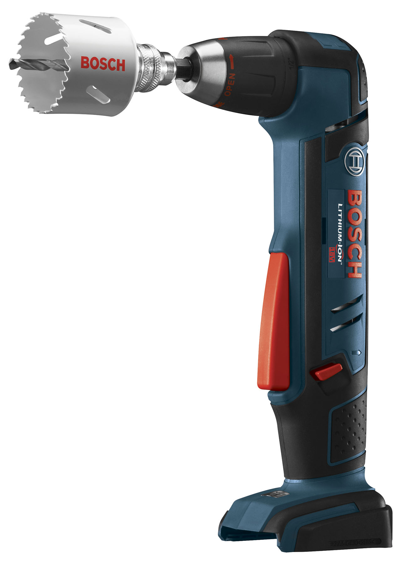 Cobalt Drill Bit Set >> ADS181BL | 18 V 1/2 In. Right Angle Drill | Bosch Power Tools