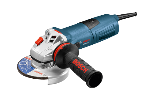 AG50-11VS 5 In. Angle Grinder with Lock-On/Off Switch