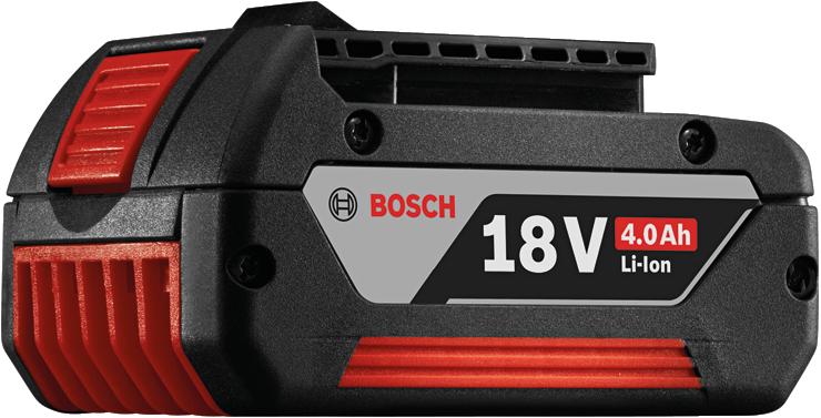 bosch 18v lithium battery