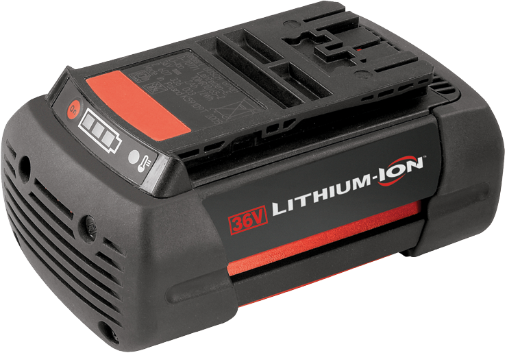 BAT836 36 V Lithium-Ion FatPack Battery