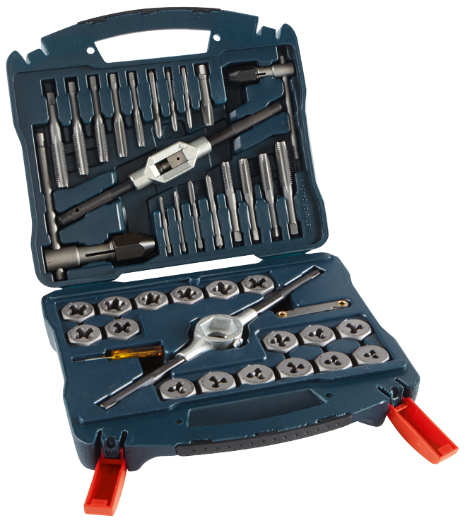 BTD40S 40 pc. Tap and Die Set