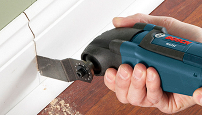 Corded Oscillating Multi-Tools