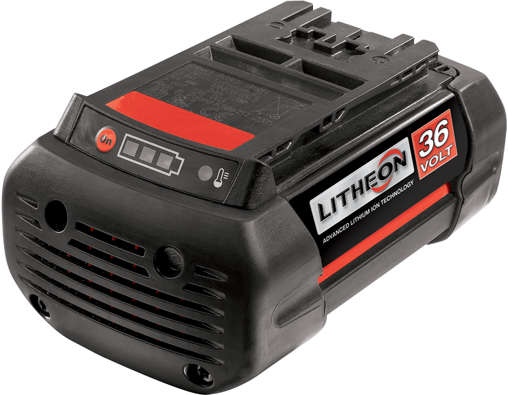 BAT837 36 V Lithium-Ion FatPack Battery