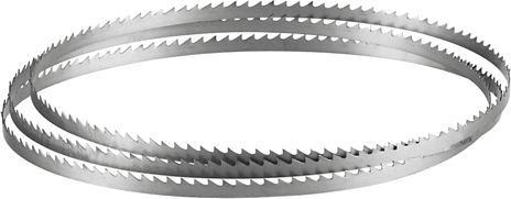 BS5678-6W 56-7/8 In. 6 TPI General Purpose Stationary Band Saw Blade