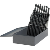 BL0029 29 pc. Metal Index Black Oxide Drill Bit Set