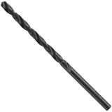 BL4044 12 pc. 44 Dia. x 2-1/8 In. Wire Gauge Black Oxide Drill Bits