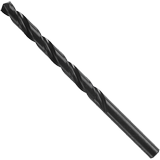 BL2639 3/16 In. x 6 In. Extra Length Aircraft Black Oxide Drill Bit