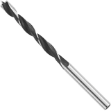 B14605 3/8 In. x 5-3/16 In. Brad Point Drill Bit