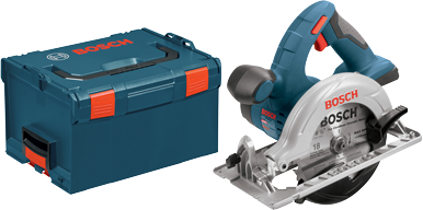 CCS180BL 18 V 6-1/2 In. Circular Saw with L-Boxx® Carrying Case