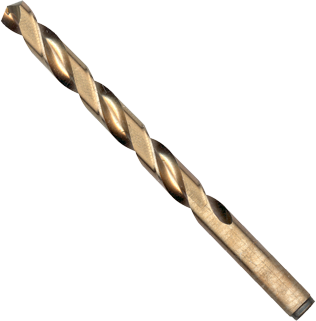 CO2153 13/32 In. x 5-1/4 In. Cobalt Drill Bit