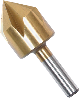 CST3 3/4 In. Titanium-Coated Countersink