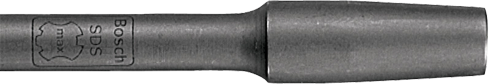HS2171 14-1/2 In. Spike/Pin Driver 1-1/8 In. Hex Hammer Steel