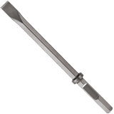 HS2863 16 In. Flat Chisel 1-1/8 In. Hex Hammer Steel