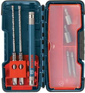 Bosch Anchor Drive Installation Tool Kit HC2309