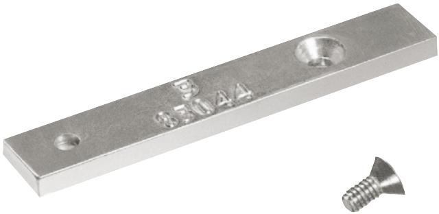 83044 Metal Jamb Gauge Block 3 In Hinge Size Bosch