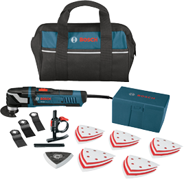 MX30EC-31 Multi-X Oscillating Tool Kit with Toolless Blade Change