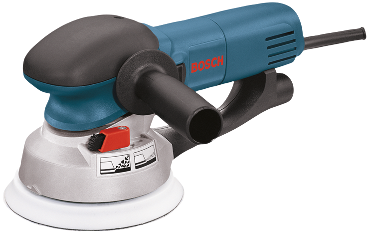 1250DEVS 6 In. Dual-Mode Electronic Random Orbit Sander/Polisher