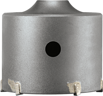 T3921SC 4-3/8 In. SDS-plus® SPEEDCORE™ Thin-wall Core Bit