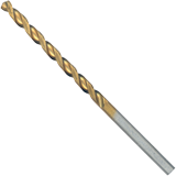 TI2152 25/64 In. x 5-1/8 In. Titanium-Coated Drill Bit