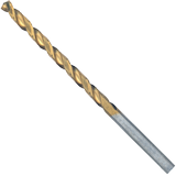 TI4156 6 pc. 29/64 In. x 5-5/8 In. Titanium-Coated Drill Bit