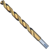 TI2147 5/16 In. x 4-1/2 In. Titanium-Coated Drill Bit