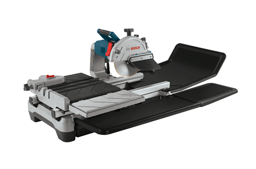 TC10 10 In. Wet Tile and Stone Saw