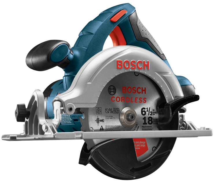 CCS180 18 V 6-1/2 In. Circular Saw - Tool Only