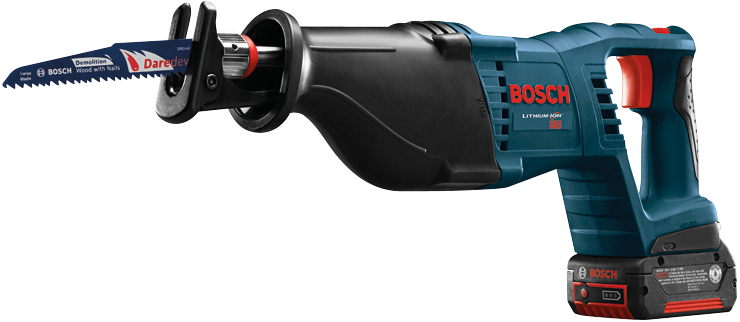 CRS180 Overview 18V 1-1/8 In. D-Handle Reciprocating Saw