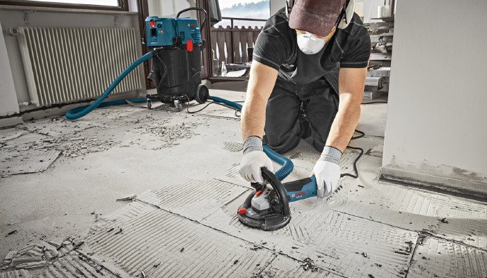 Concrete Surfacing Grinders