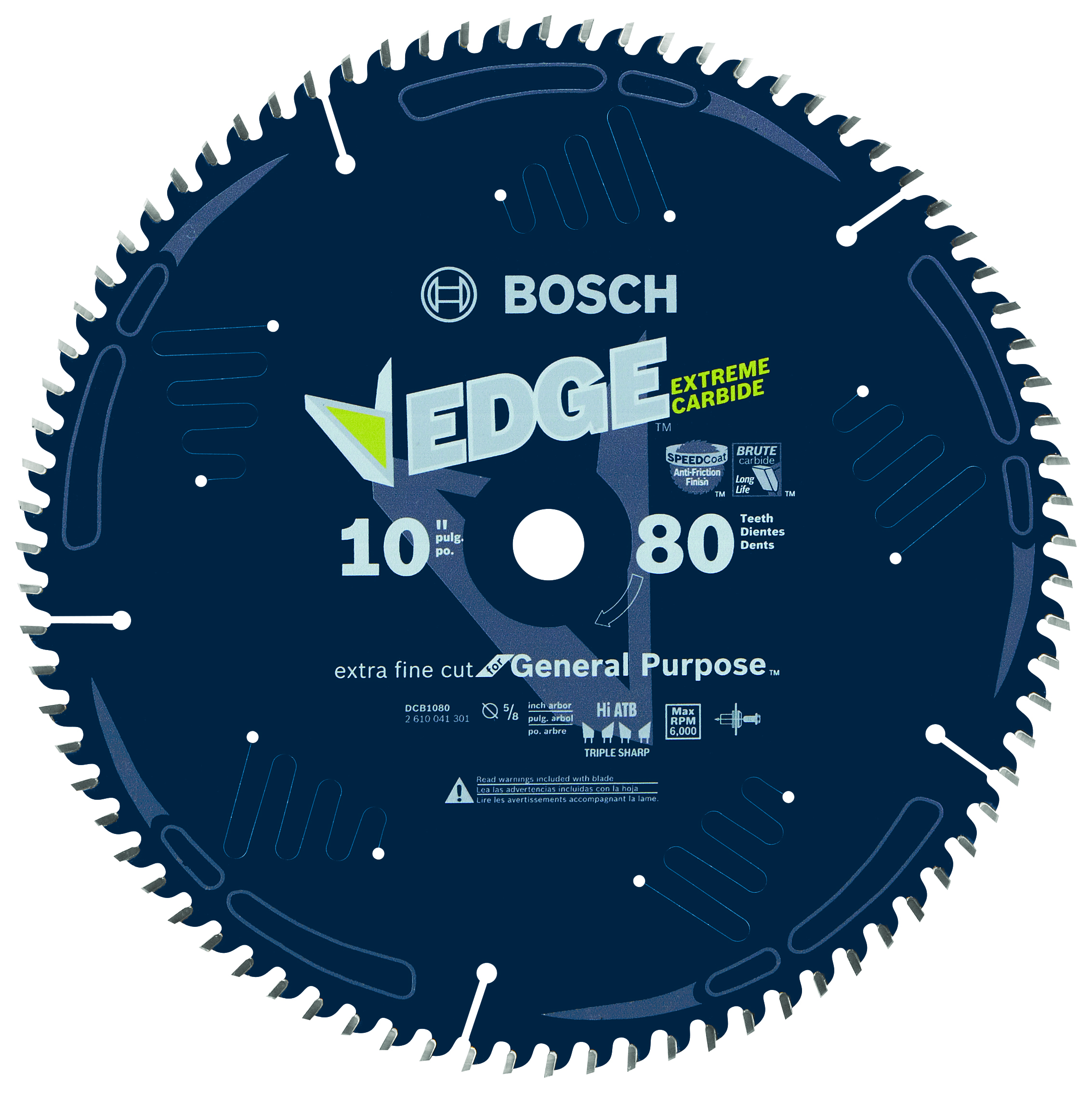 Edge General-Purpose Circular Saw Blades
