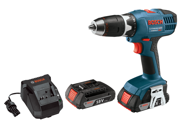 DDBB180-02 1/2 In. 18 V Compact Cordless Drill/Driver