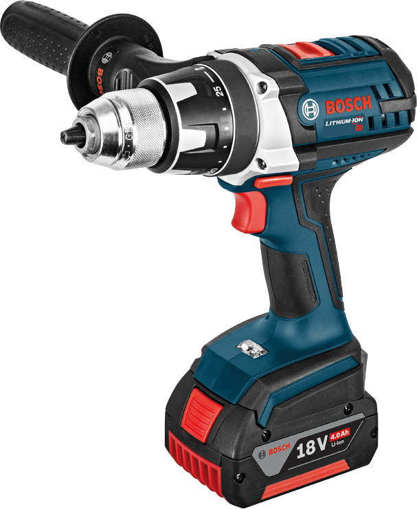 DDH181-01 18V Brute Tough 1/2 In. Drill/Driver Kit