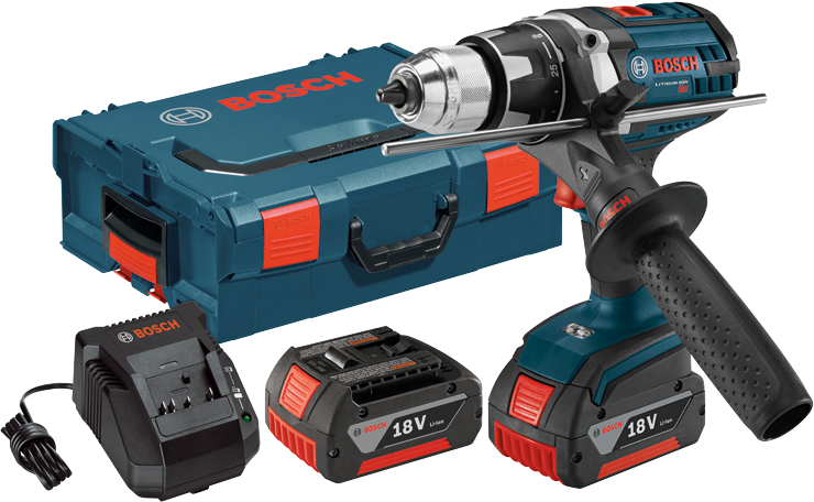 DDH181X-01L 18 V Brute Tough™ 1/2 In. Drill/Driver Kit with L-Boxx® Carrying Case
