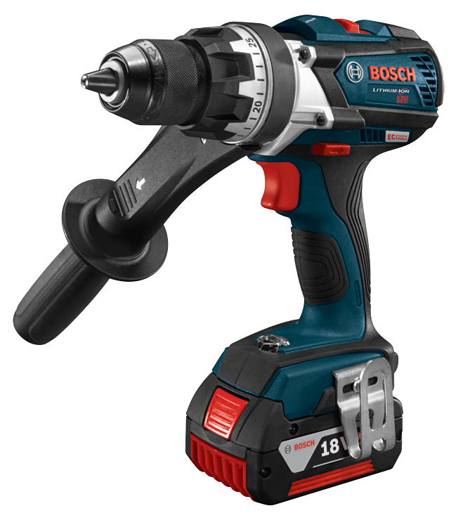 DDH183 Overview 18V EC Brushless Brute Tough 1/2 In. Drill/Driver