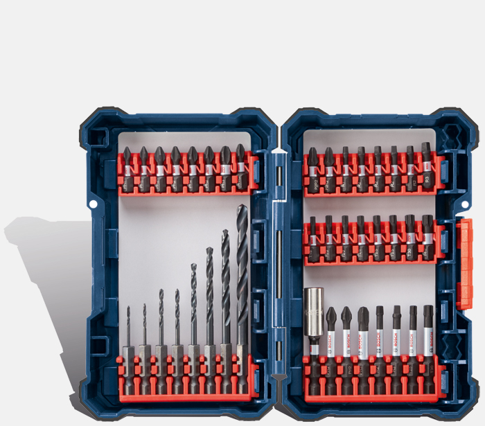 Custom Case System Drill & Drive Sets