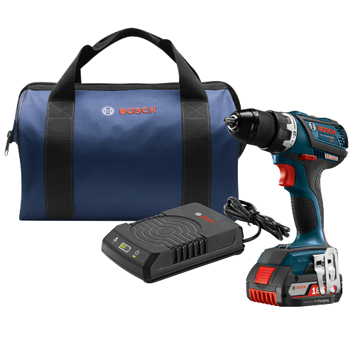 DDS183WC-102 18 V EC Brushless Compact Tough™ 1/2 In. Drill/Driver Wireless Charging Kit