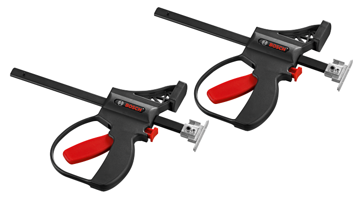 FSNKZW Track Quick Clamps (2 pc.)