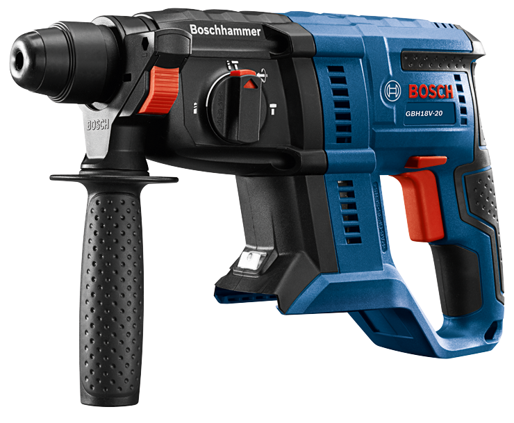 GBH18V-20N 18V SDS-plus® 3/4 In. Rotary Hammer (Bare Tool)
