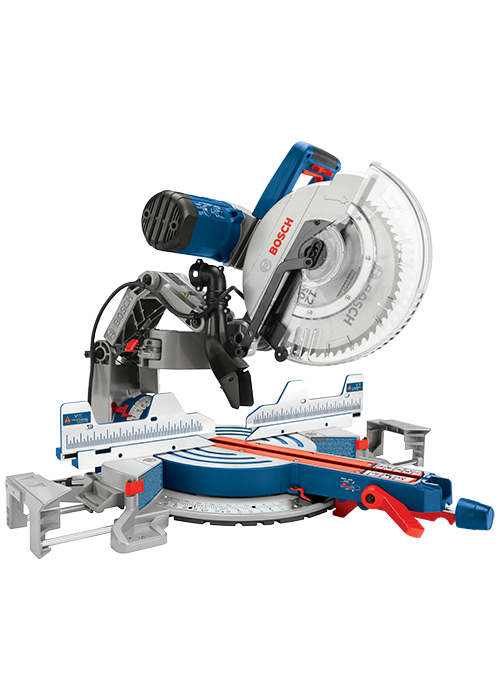 GCM12SD 12 In. Dual-Bevel Glide Miter Saw