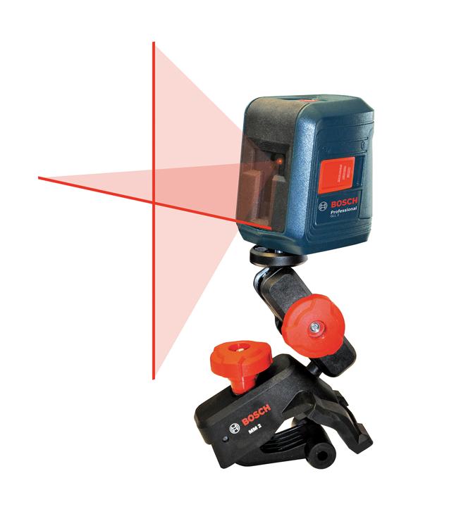 GLL 2   Self-Leveling Cross-Line Laser   Bosch Power Tools