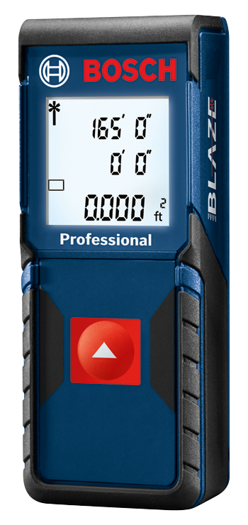 GLM165-10 BLAZE™ One 165 Ft. Laser Measure