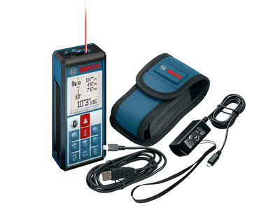 Glm 100 C Laser Measure With Bluetooth Wireless